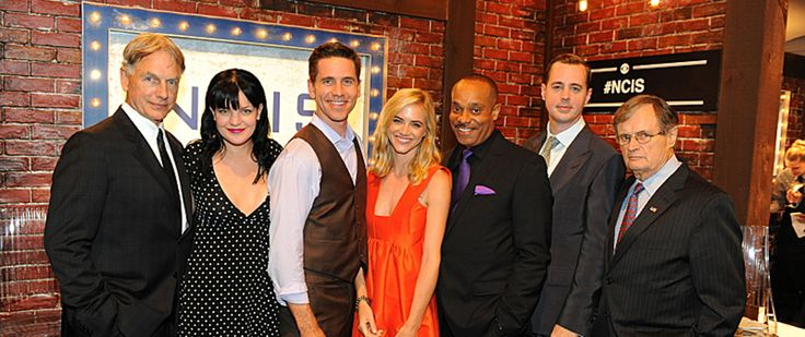 NCIS Is The Most Watched Drama in the World!: Monte-Carlo Television Festival Award - NCIS - CBS.com