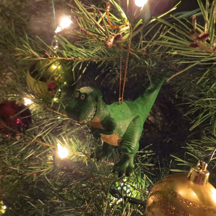 T-rex Toy Story Ornament