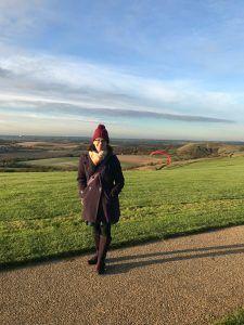 A Walk Along the Dunstable Downs