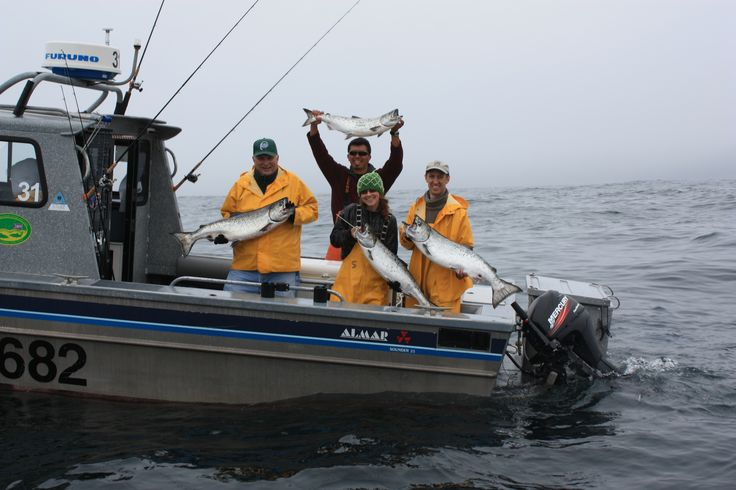fishing    Alaska Fishing Seasons by Month; Alaska Fishing Lodge, Resort ...