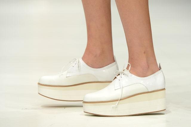 Custom KUWAII shoes for Melbourne Spring Fashion Week 2012