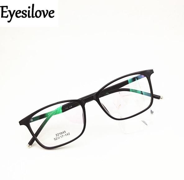 Eyesilove super light finished myopia glasses women men TR90