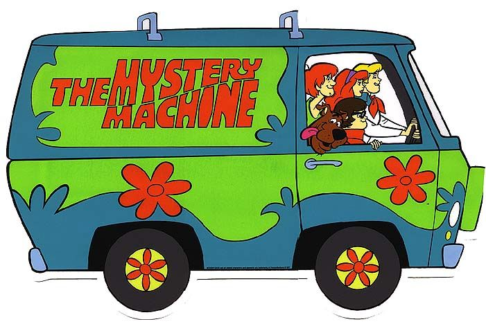 Da #MysteryMachine di #ScoobyDoo a furgoncino di Little Miss Sunshine, il Bulli e le sue apparizioni al cinema, come in televisione