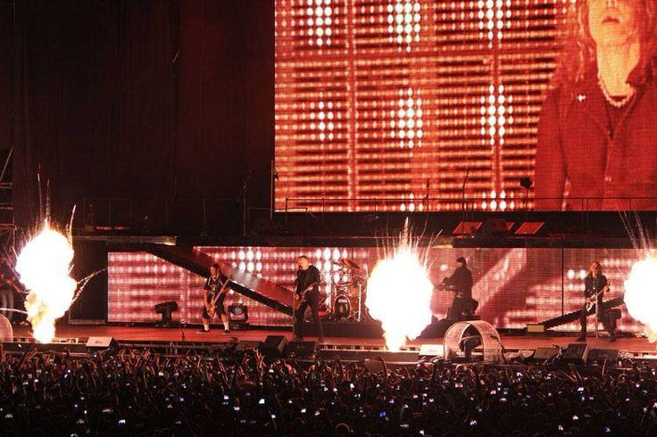 Metallica @ bogota