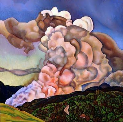 New Zealand artist, Rita Angus (1908 - 1970)