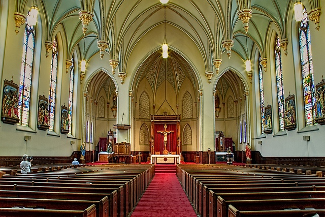 Saint Peter & Paul Catholic Church in Chattanooga, TN by