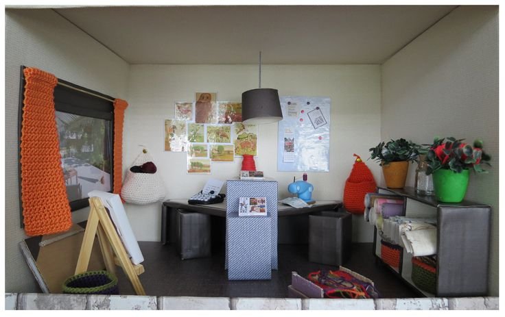 Werkkamer - Workspace