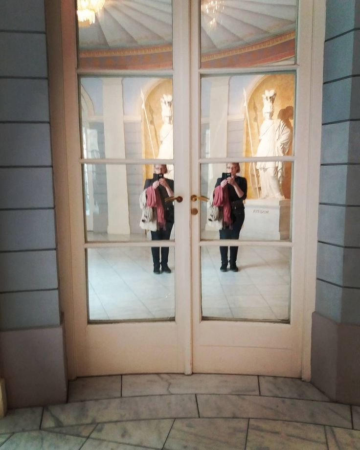#twotimesme #albertina #mirror #hall #wien #vienna #justme