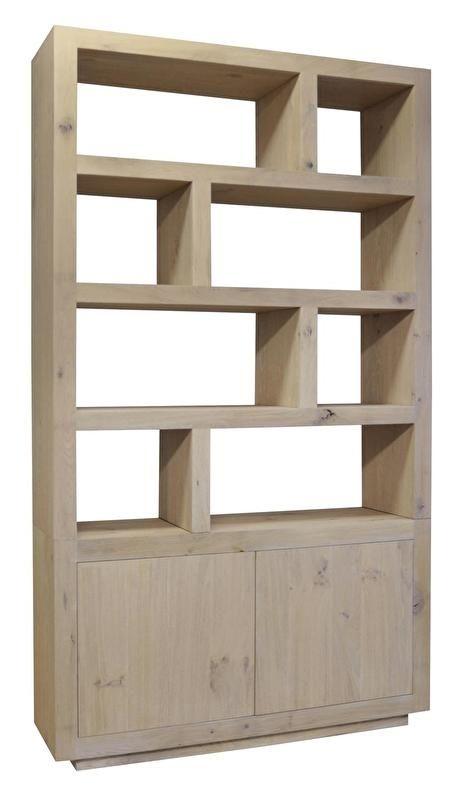 Vakkenkast Helder 132 cm | Helder meubelcollectie | Hallo voor sfeervol wonen of een kado