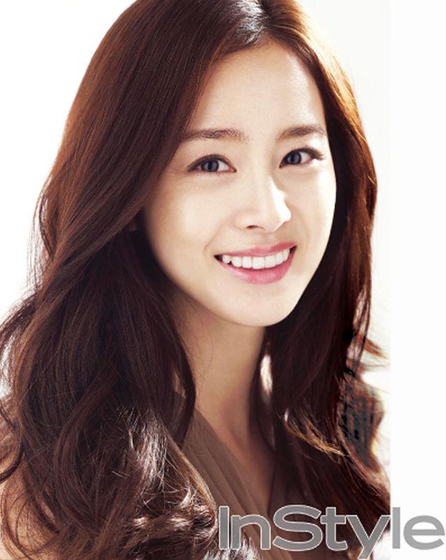 Kim Tae Hee InStyle Korea Magazine February 2012