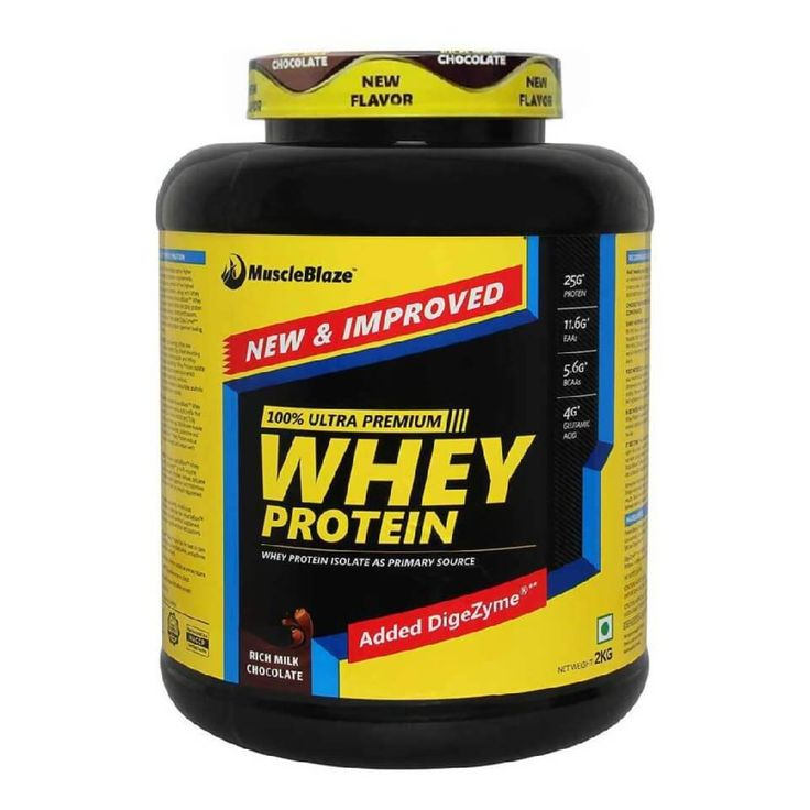 Why should we use MuscleBlaze Whey Protein. Mostly peoples knows about whey protein. But there are many product about whey protein, so first we have to understand the quality of Whey Protein. Here …