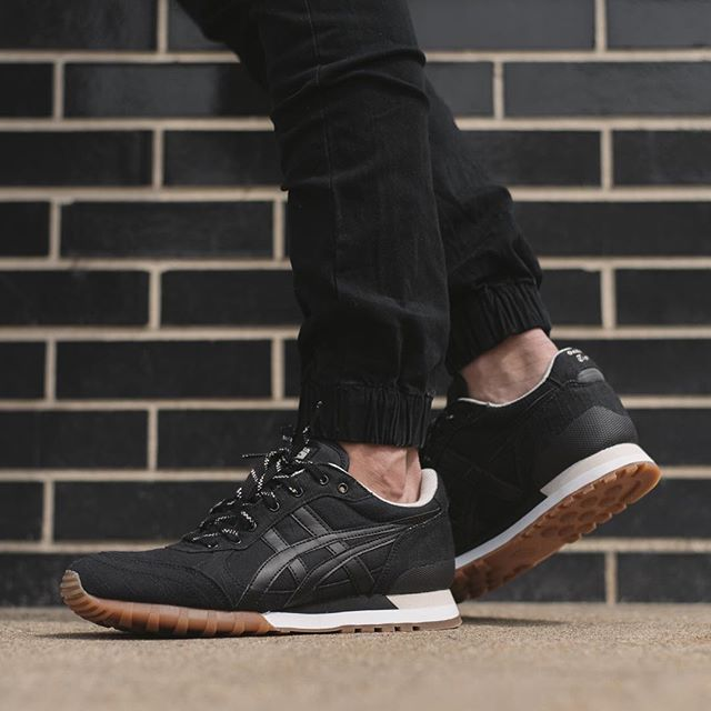 Onitsuka Tiger Colorado Eighty-Five: Black/Gum