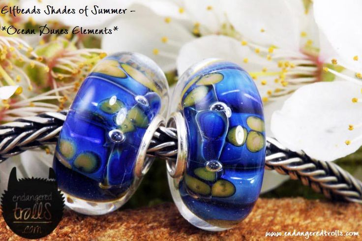 Elfbeads Ocean Dunes Elements