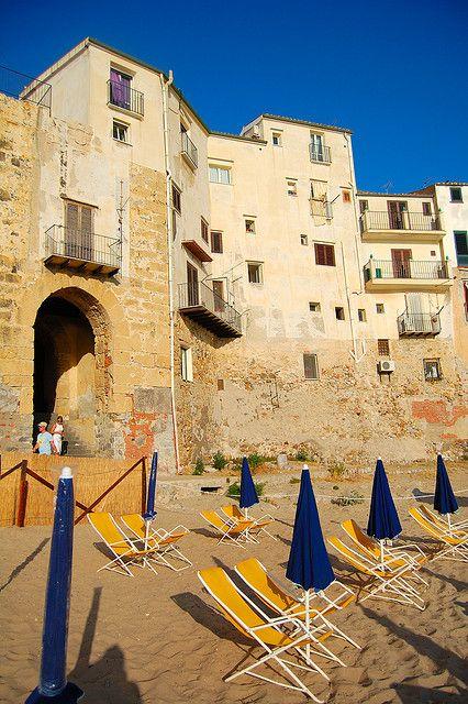 Cefalù, Palermo, Sicily