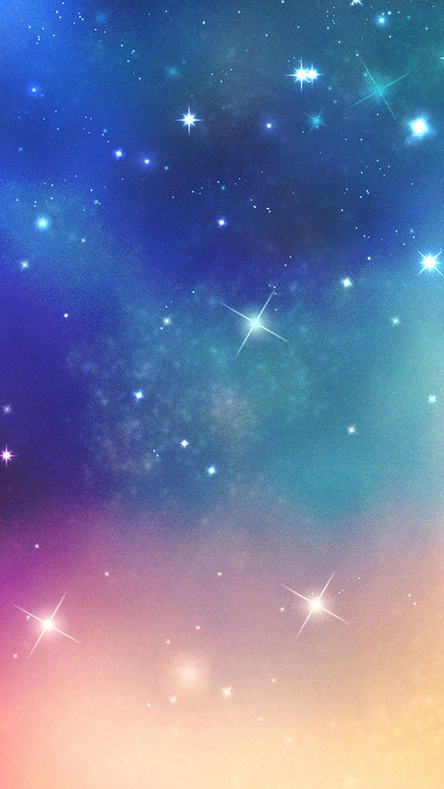 Starry outer space iphone 5s wallpaper iphone 5 se - Wallpaper iphone 5s space grey ...
