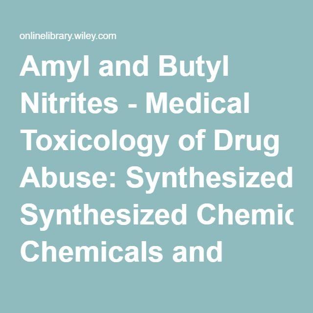 Viagra and amyl nitrate