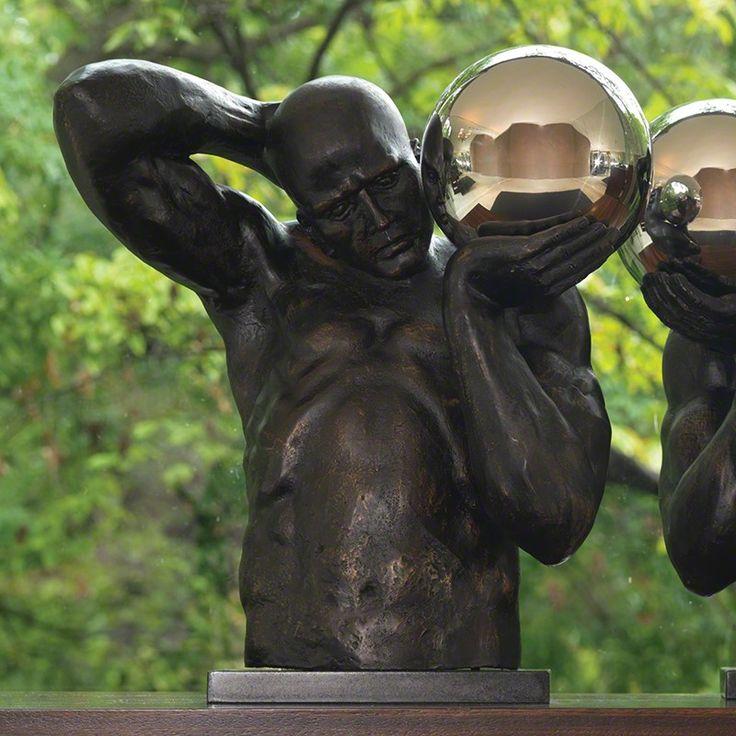 Global Views Metal Sculpture: 50 Best Global Views Home Decor Images On Pinterest