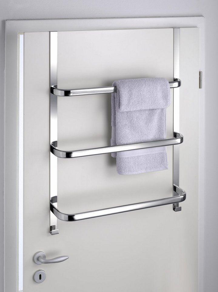 heine home Handtuchhalter aus Edelstahl Aus Edelstahl