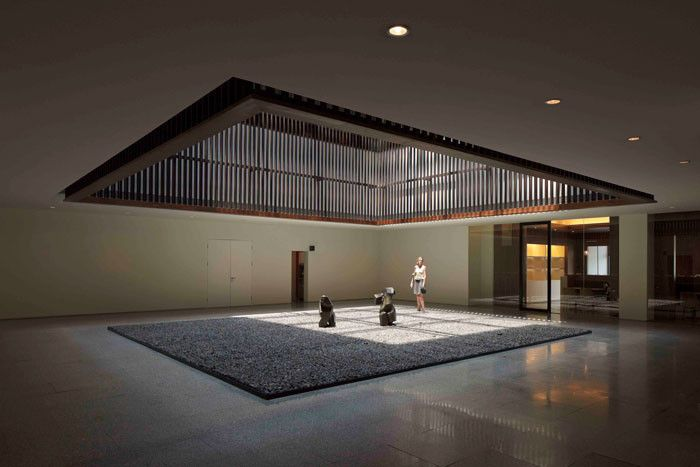 Xi 39 an westin museum hotel by neri hu design hotel design for Design hotel xian