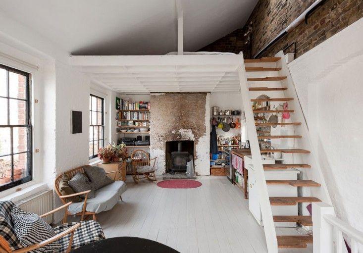 Padbury Court Living Room/Remodelista