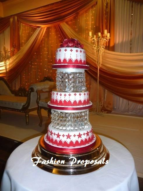 Wedding Crystal Acrylic Cake Stand We Offer 6