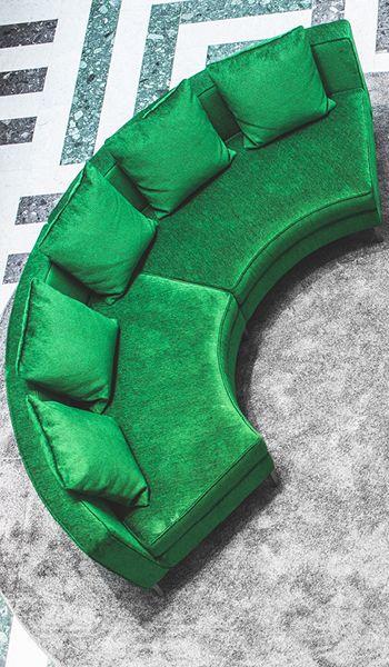 Green Sofa - Skt. Petri