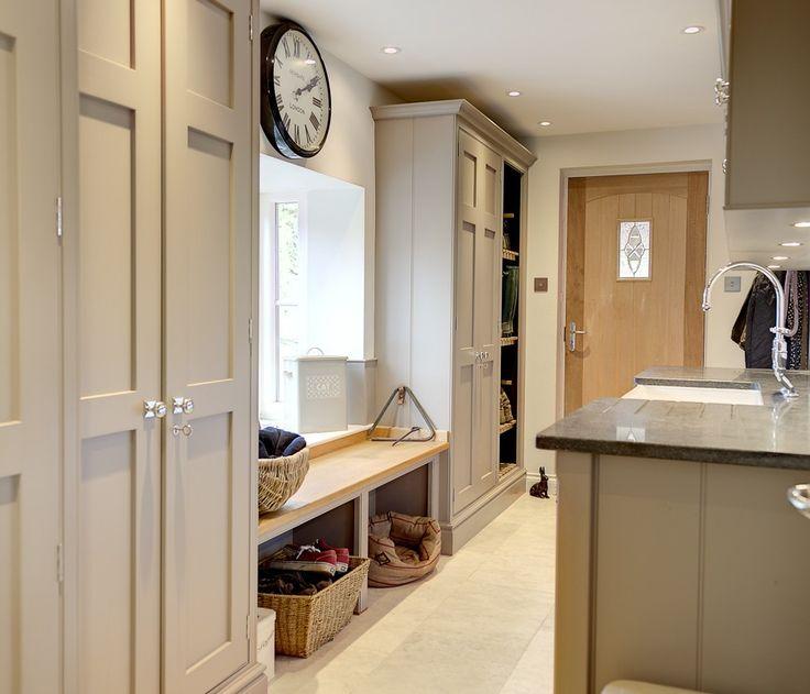 Divine boot room, Surrey, Lewis Alderson.
