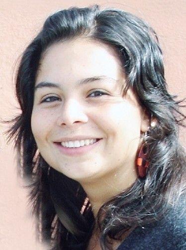 """IPIALES   """"Reprochan invasión de la carrera sexta"""". En la foto: Sandra Mesa, líder comunitaria. (31 AGO 2016)"""