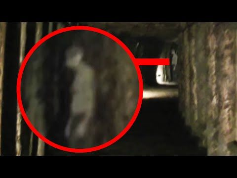 Top 15 SCARY Ghost Sightings Caught On Camera - YouTube