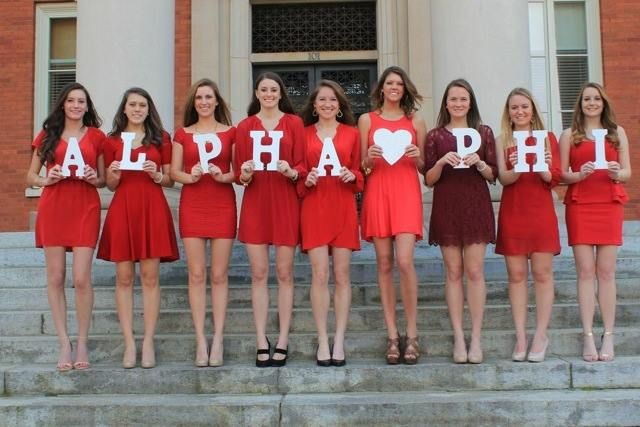 alpha phi | sorority sugar this would be cute if you replace the P with a C !!!