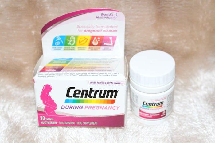 Centrum During Pregnancy