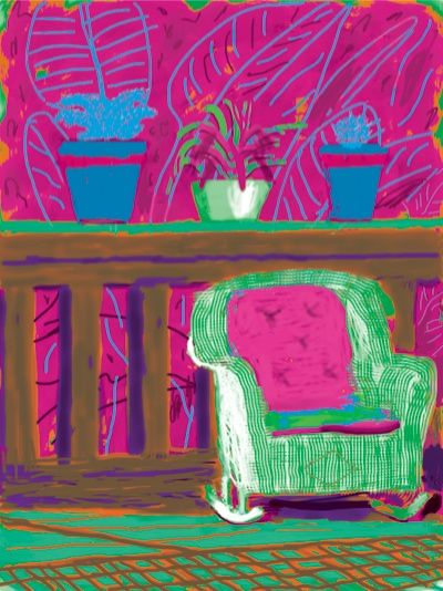 ISBN Magazine — David Hockney