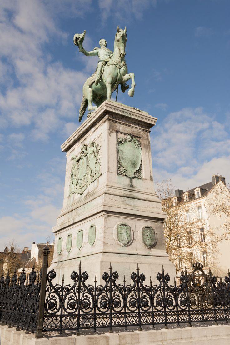 Luxemburgo – um país cheio de charme - Place Guillaume Copastur Prime