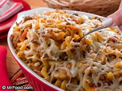 Baked Goulash2013-12-11 21:50:21      Write a review Save RecipePrint                Ingredients...