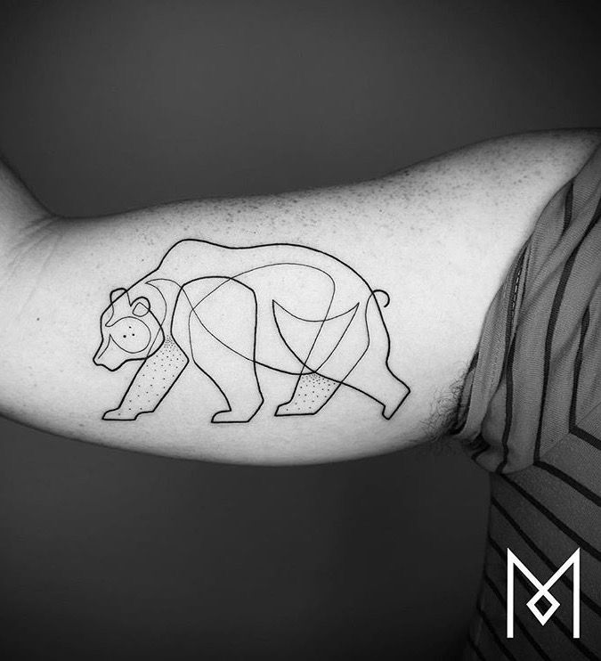 One Line Art Bear : Best images about mo ganji on pinterest wolves dog