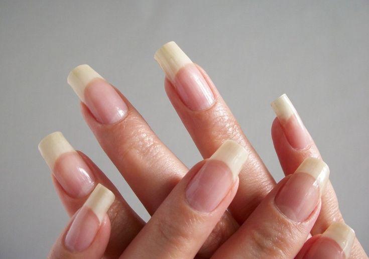 Красота и сила крепких ногтей