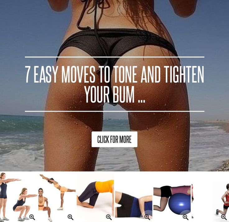 7. Side Leg Raise - 7 Easy Moves to Tone and Tighten Your Bum ... → Weightloss