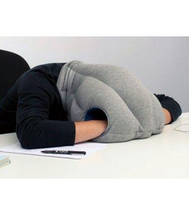 Coussin autruche - L'oreiller qui révolutionne la sieste