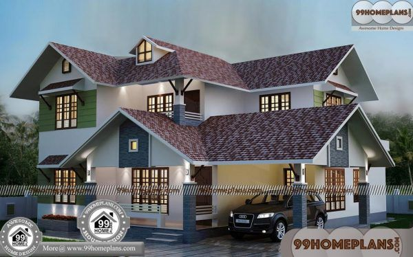 Latest House Designs In India 90 Double Storey Display