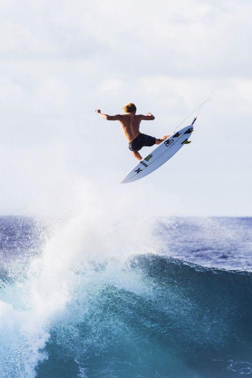 Surf Life: iftheworldatlarge: John John Florence