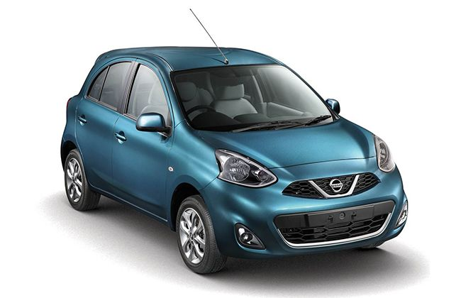 New Entry level Nissan Micra XE Diesel variant launched at Rs 5.57 lakh. #NissanCars