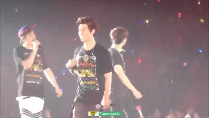 HD] Burning Love Taecyeon 택연 NICHKHUN 닉쿤 JUN-K focus 2PM OIDBOY