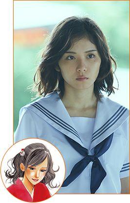 松岡茉優/若宮詩暢 現在の競技かるたクイーン(女子選手の日本一)。千早たちと同い年。史上最年少でクイーンとなった実力を持つ。美人だが、服のセンスが微妙。新と幼なじみ。