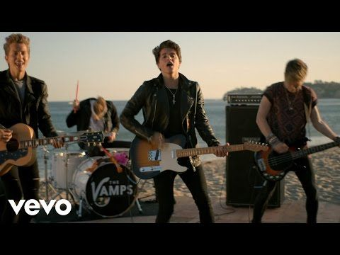The Vamps - Somebody To You ft. Demi Lovato - YouTube