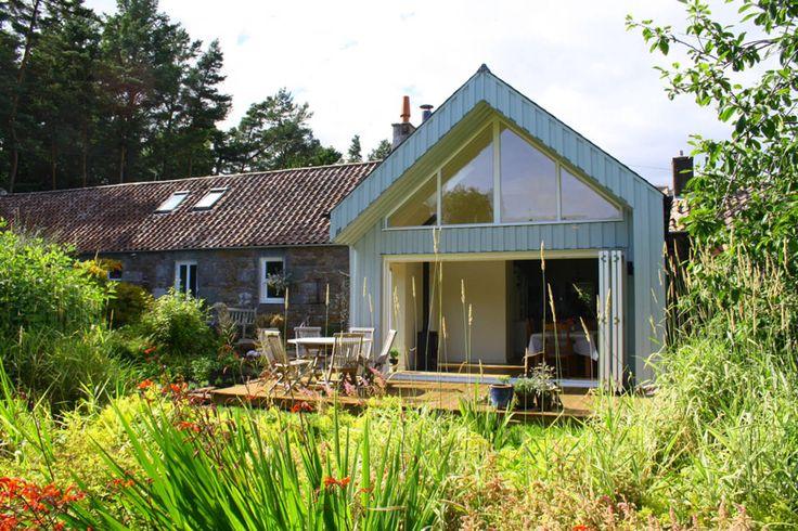 Landhaus Küchen von Fife Architects