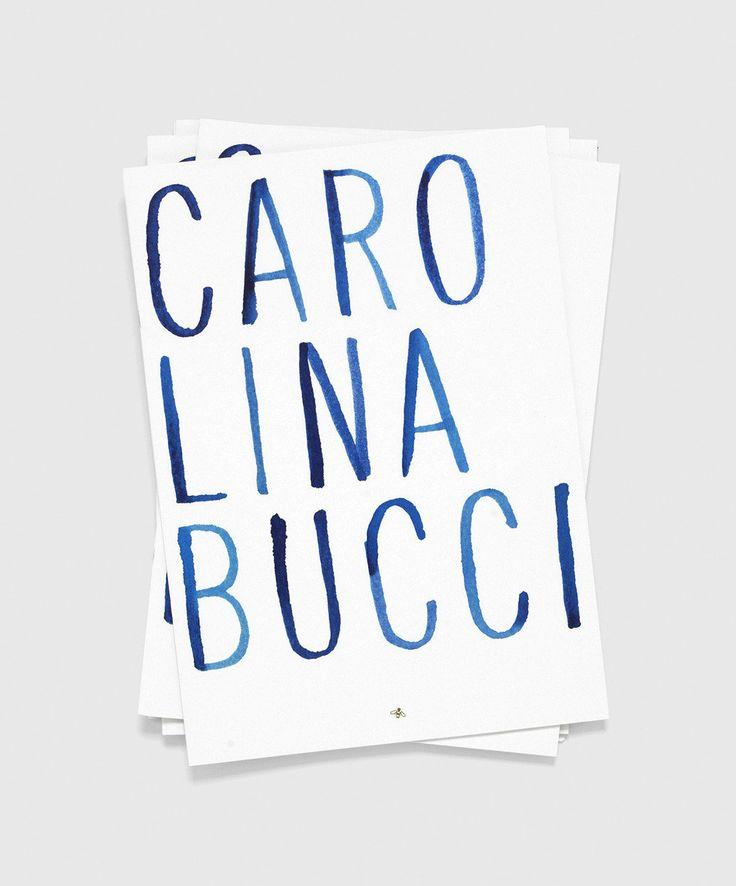Carolina Bucci Lookbook