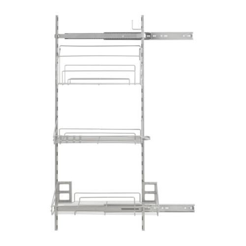 RATIONELL Pull-out interior fittings - IKEA $120 11 3/4