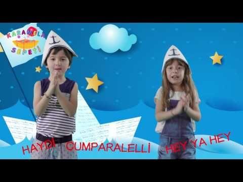 DENİZCİLER - Karamela Sepeti Çocuk Şarkıları - YouTube