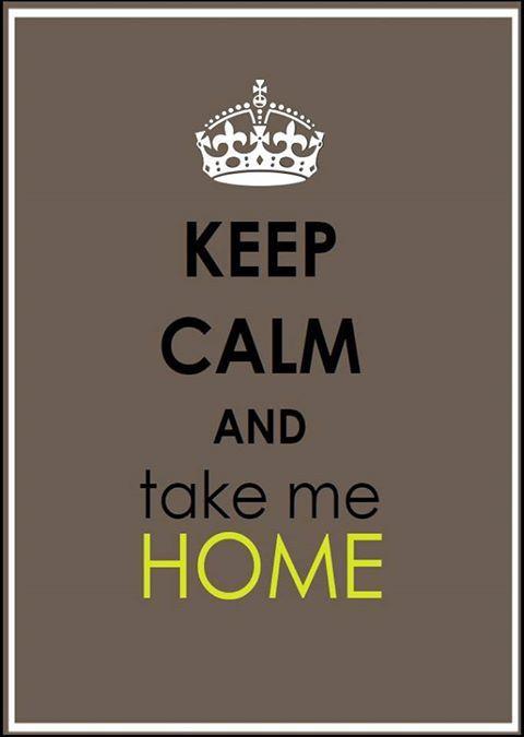 KEEP KALM AND.....