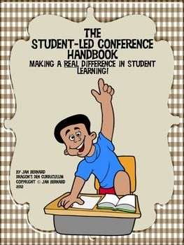 Make a real and lasting change in your students' learning and behavior with this authentic way to conduct student conferences!